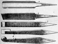 Токарный инструмент