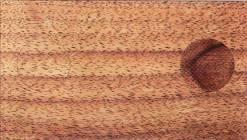 Заполнение поврежденной поверхности деревянными нагелями (чопиками)