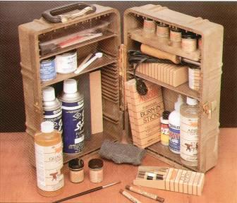 Реставрация покрытия и отделки