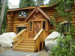 Защита деревянных сооружений от гниения
