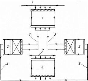 Конструкция комбинированного теплофикационного котла КТК‑100 часть 2