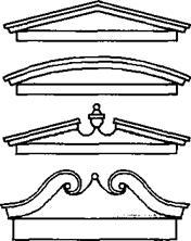 Архитекурные элементы словарь на букву Т-Х