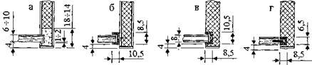 Установка шторных раздвижных дверей