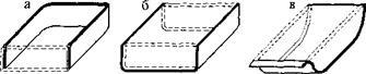 Мебельные ящики гнутоклееные