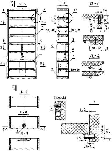 Рекомендации по установке мебельных полок