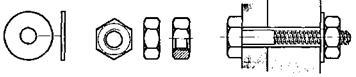 Болты, используемые в мебельной промышленности